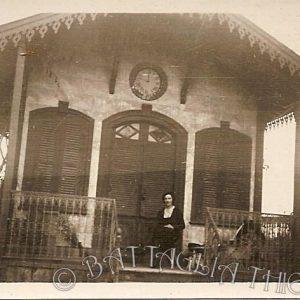 Le chalet en 1940