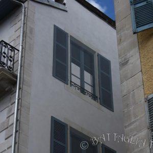 La création de fenêtres en trompe l'œil améliore l'aspect visuel des murs aveugles