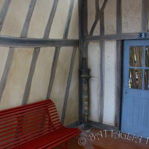 Les portes s'intègrent dans le projet décoratif