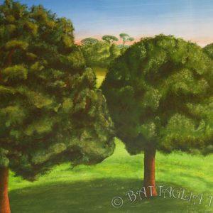 La masse des arbres