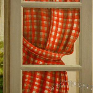 Détail des rideaux