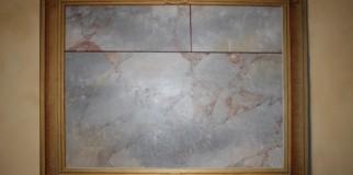 Le faux marbre