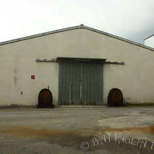 À l'origine, un bâtiment industriel un peu triste en voie de réhabilitation