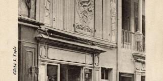 La veille boutique Péré