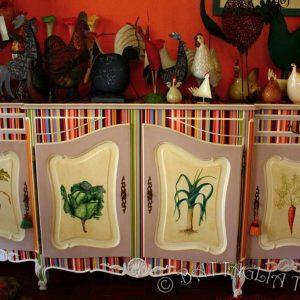Transformer un simple meuble en œuvre d'art